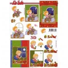 3D sheet, 4A size