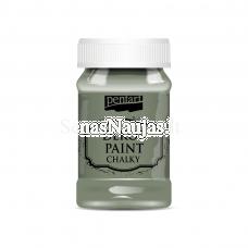 Akriliniai kreidiniai dažai, chaki žalia sp.