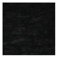 Audinys mini meškiukams ir padukams (juoda spalva)