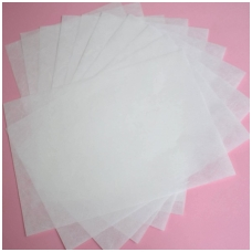 Ivory rice paper, 20 sheets
