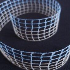 Dekoratyvus dvispalvis tinkliukas