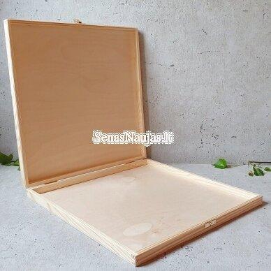 Didelė kvadratinė dėžė 4