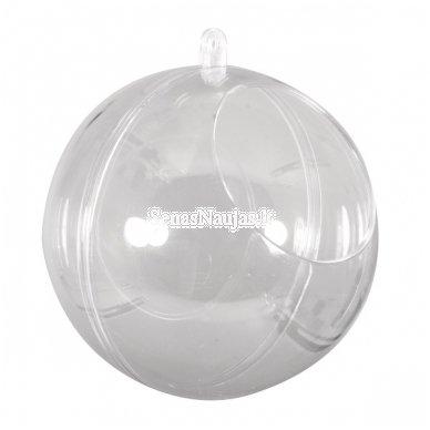 Dviejų dalių eglutės burbulas su anga, 1 vnt.