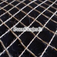 Džiuto tinklas su metalizuotais siūlais
