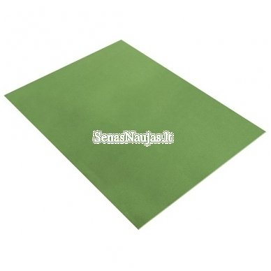 Guminis popierius Crepla
