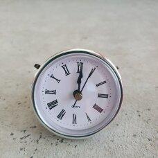 Įspaudžiamas laikrodžio mechanizmas, sidabro sp.