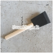 Paint sponge brush, 1 piece