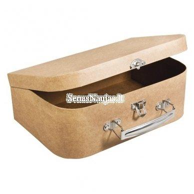 Papier-mâché Suitcase 5