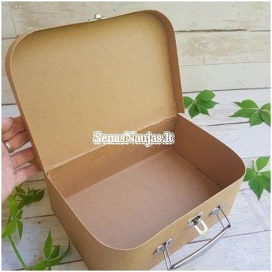 Papier-mâché Suitcase 3