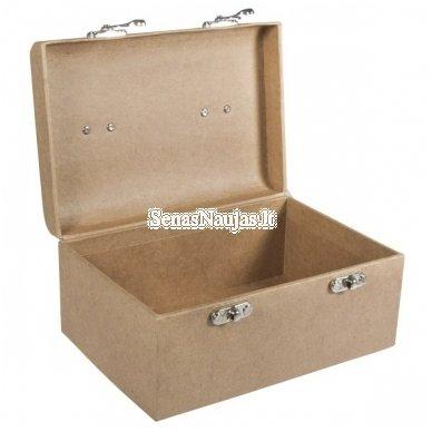 Nedidelis lagaminas iš perdirbto popieriaus 2