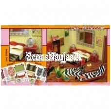 Doll house, bedroom