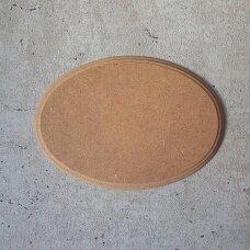 MDF plaque, 1 piece