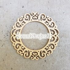Wooden shape FRAME