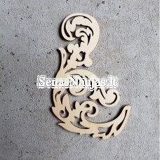Medinė dekoravimo detalė ORNAMENTAS