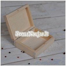 Medinė dėžutė, nedidelė