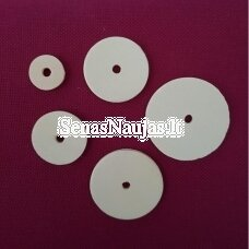Plywood disc, 1 piece