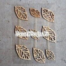 Medinių lapelių rinkinys