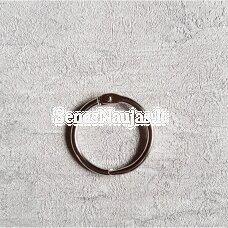 Metalinis žiedas albumams, 1 vnt.