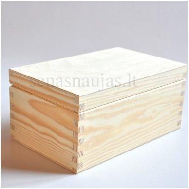 Medinė dėžutė 2