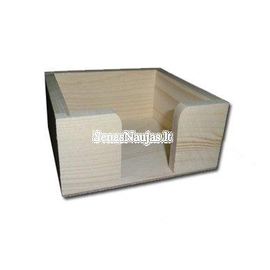 Medinė dėžutė lapeliams