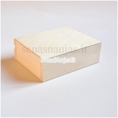 Medinė dėžutė, nedidelė 5
