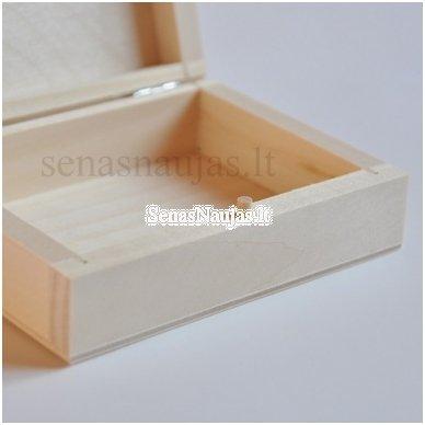 Medinė dėžutė, nedidelė 6