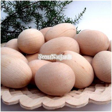 Medinis kiaušinis (vištos kiauš. dydžio), 1 vnt. 2