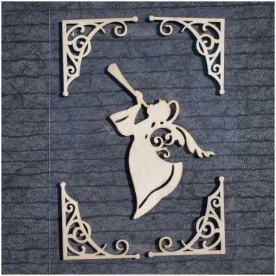 Medinių ornamentų rinkinys