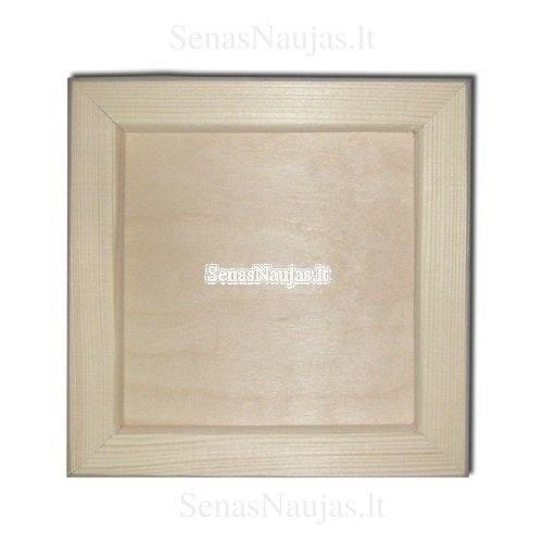 Unfinished wooden frame, tray fro craft project | Frames ...