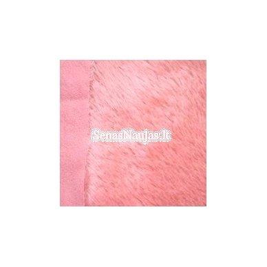 Moherio kailis (murzina rožinė spalva)