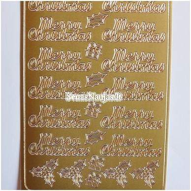 Peel of lipdukai, aukso spalva