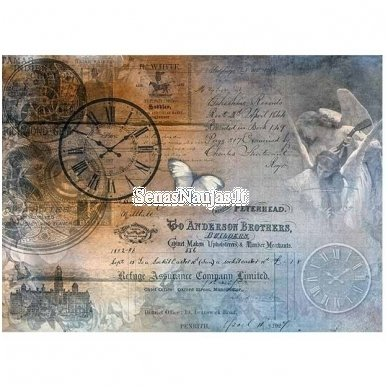 Permatomas pergamentinis popierius