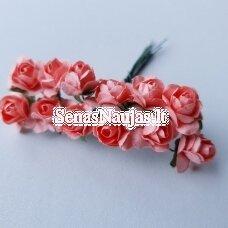 Popierinės rožytės, persikų sp., 12 žiedų