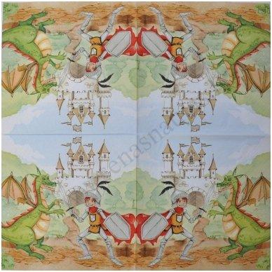 Popierinė servetėlė 1730 2