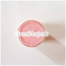 Embossing powder, baby pink