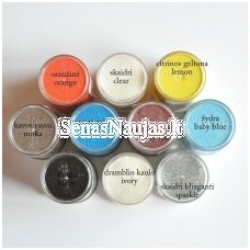 Embossing powder, sparkle