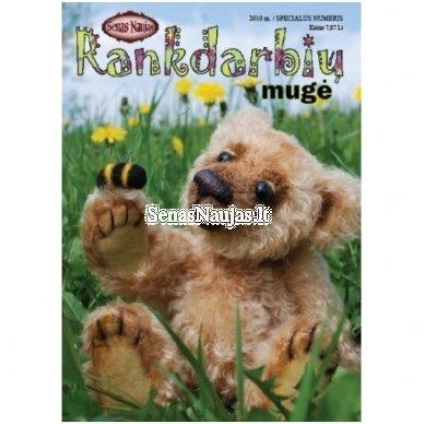 Rankdarbių mugė. Specialus numeris apie meškiukų Teddy gamybą, 2010