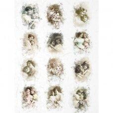 Ryžinis popierius dekupažui