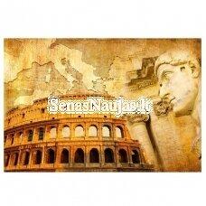 Ryžinis popierius ROMA
