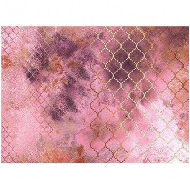 Ryžinė servetėlė dekupažui