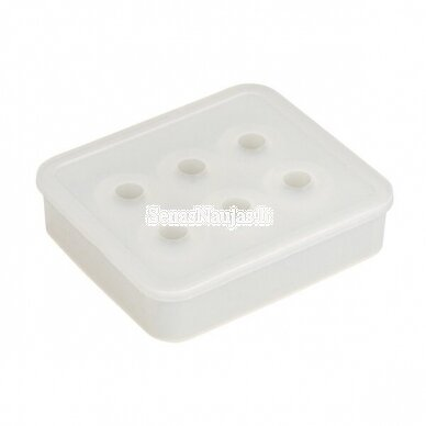 Silicone casting mould BEADS