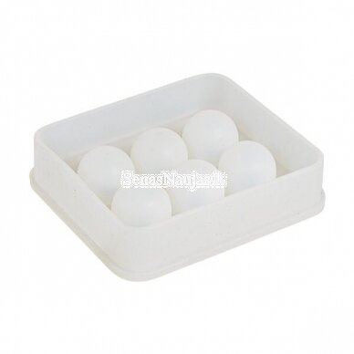 Silicone casting mould BEADS 4