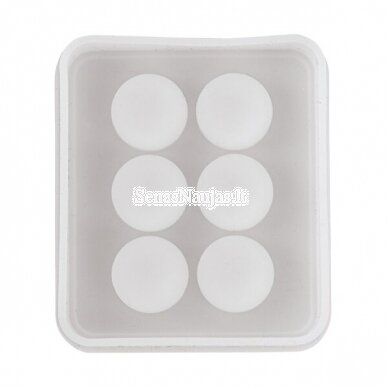 Silicone casting mould BEADS 3