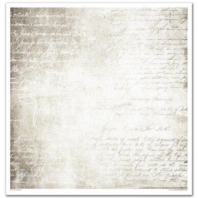 Skrebinimo popieriaus rinkinys NOSTALGIJA 10