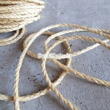 Sukta sizalio (agavos) virvė 2