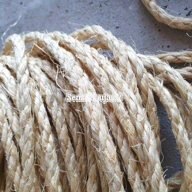Sukta sizalio (agavos) virvė 3