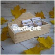Trijų skyriukų dėžutė, arbatinė