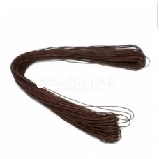 Waxed cord for eyes, 3 meters