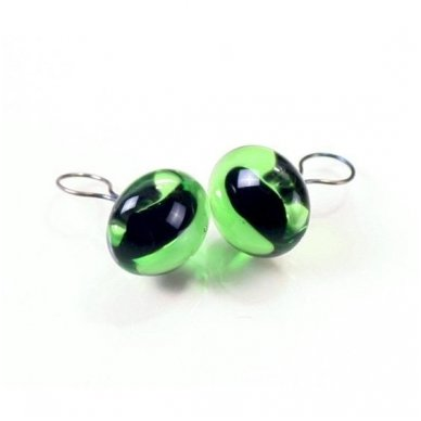 Žalios katės akys, 1 pora